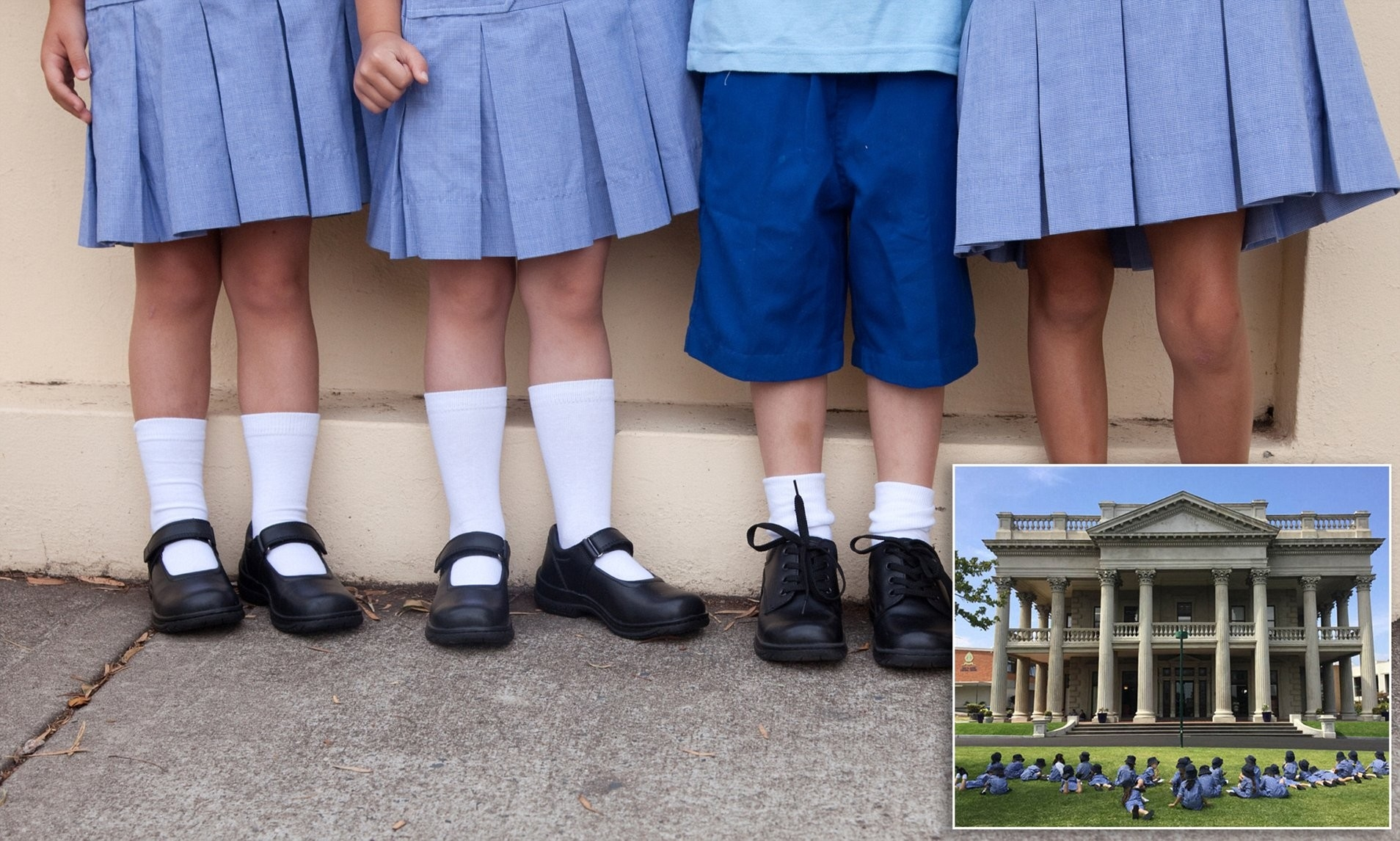 Melbourne Private School Bans Girls From Wearing Skirts Or-Lowther Hall School Holidays
