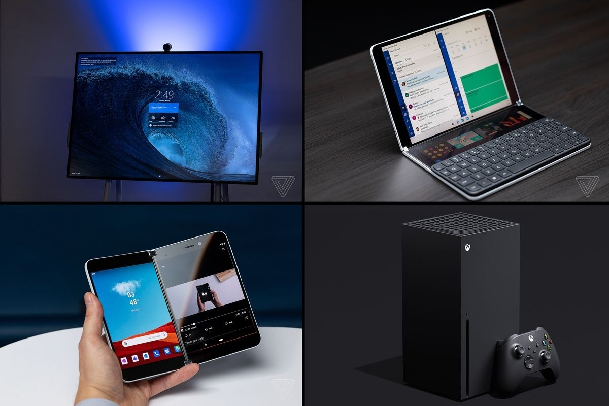 Microsoft Has A Big Year Of Hardware For 2020 - The Verge-Hp Polytechnic Holidays Schdeule 2020