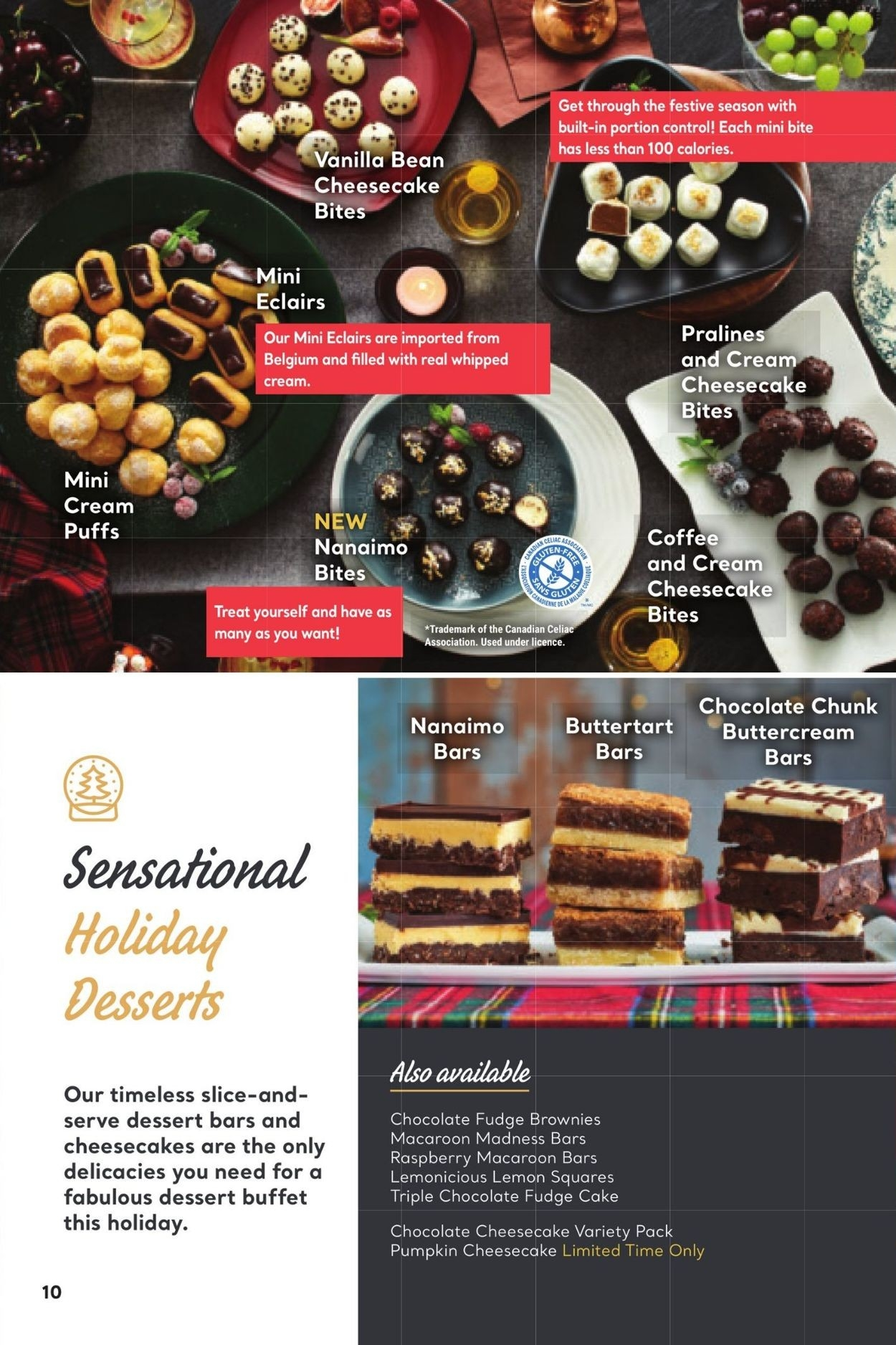M&m Food Market Holiday Food Inspirations 2019 Current Flyer-Free Food Holidays 2020
