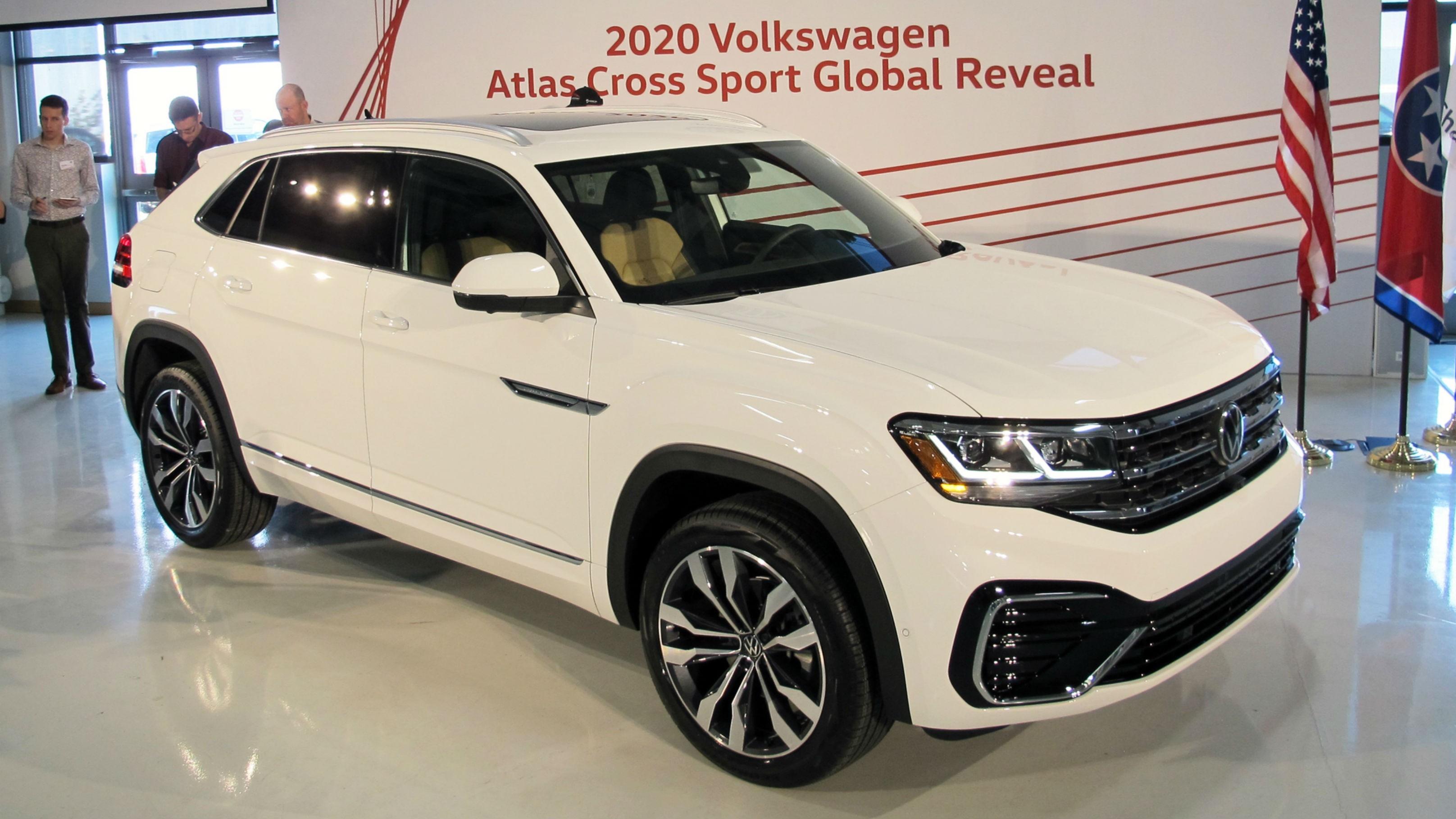 Preview: 2020 Volkswagen Atlas Cross Sport |-Hp Polytechnic Holidays Schdeule 2020