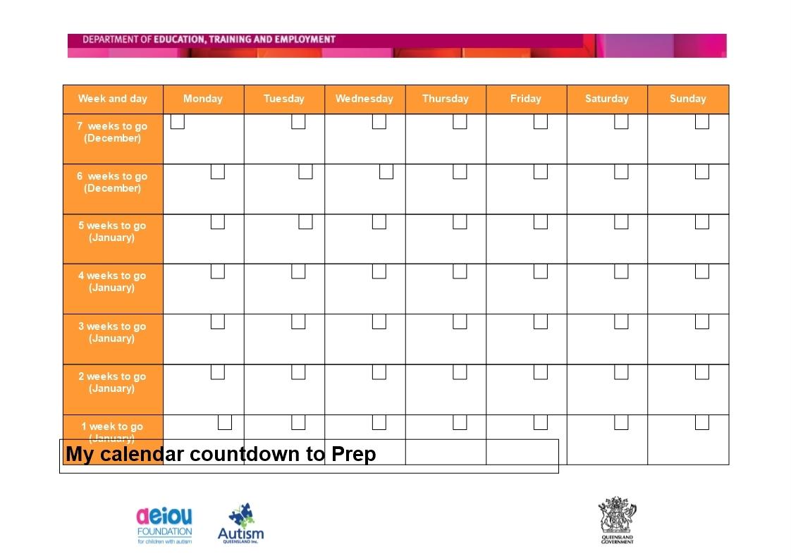 Printable Calendar Countdown | Printable Calendar 2020-Microsoft Template Calendar Coundown