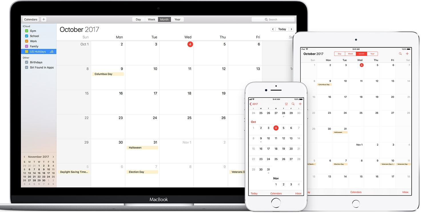 What's The Best Calendar App For Iphone? - 9To5Mac-Monthly View Iphone Calendar
