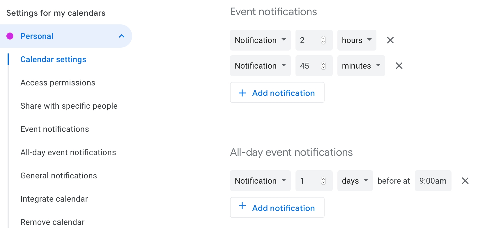 10 Google Calendar Tips To Master Of Your Schedule | Time-Holidays Listed Twice In Google Calender