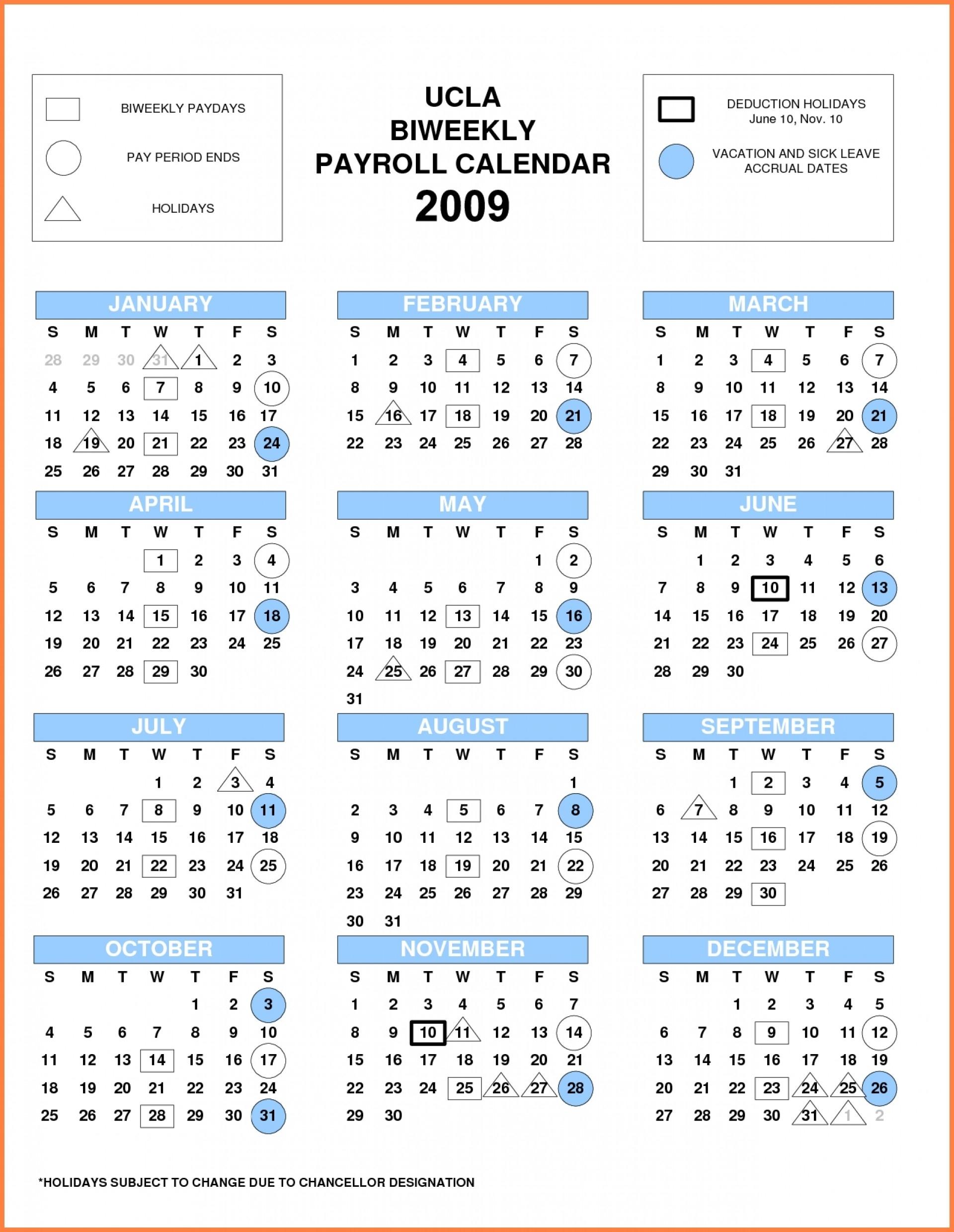 2020 Biweekly Payroll Calendar Printable | Payroll Calendar 2020-Payroll Calendar Template 2020