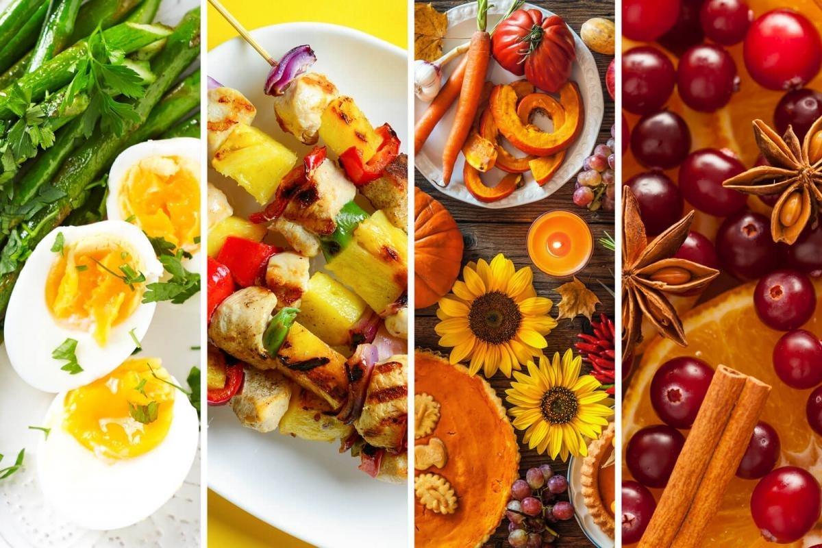 March Food Calendar-National Food Holidays Calander 2020