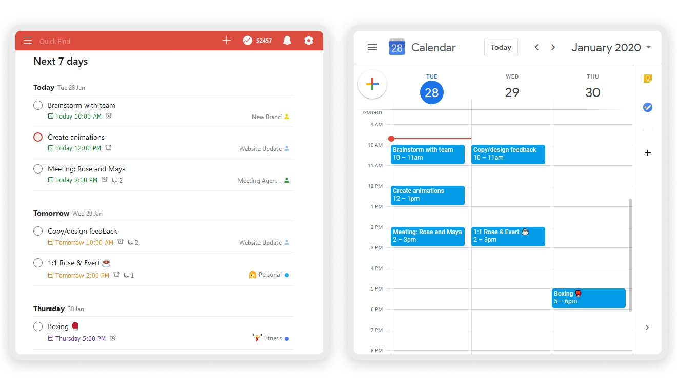Use Google Calendar With Todoist – Todoist Help-Holidays Listed Twice In Google Calender