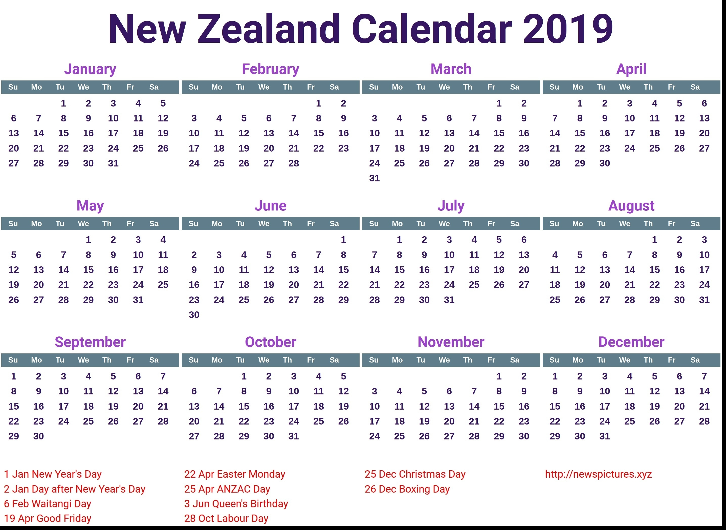 2018 Nz School Holidays 2017 | Venture Inspire-Nz School Holidays 2020