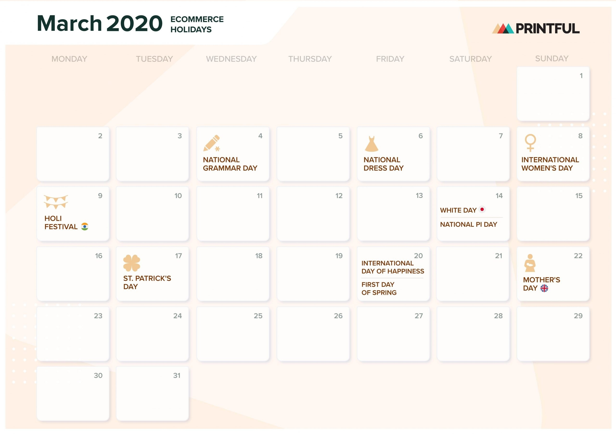 The Ultimate 2020 Ecommerce Holiday Marketing Calendar-Nz School Holidays 2020