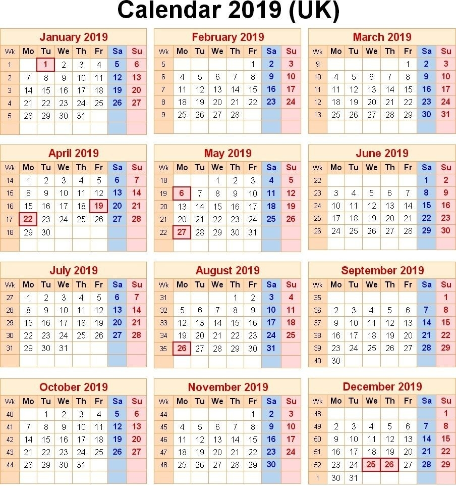 Uk Federal Holidays | Calendar Printables, Calendar Template-Printable Calendar 2020 Including Bank Holidays