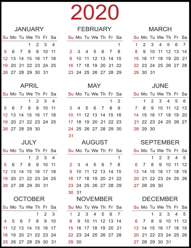 2 Column Calendar 2020 | Calendar Printables Free Templates-Free Printable Fill In Calendars 2021