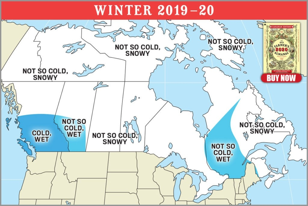2019 And 2020 Winter Forecast Farmers Almanac Michigan - Farmer Foto Collections-2021 Deer Outlook For Michigan
