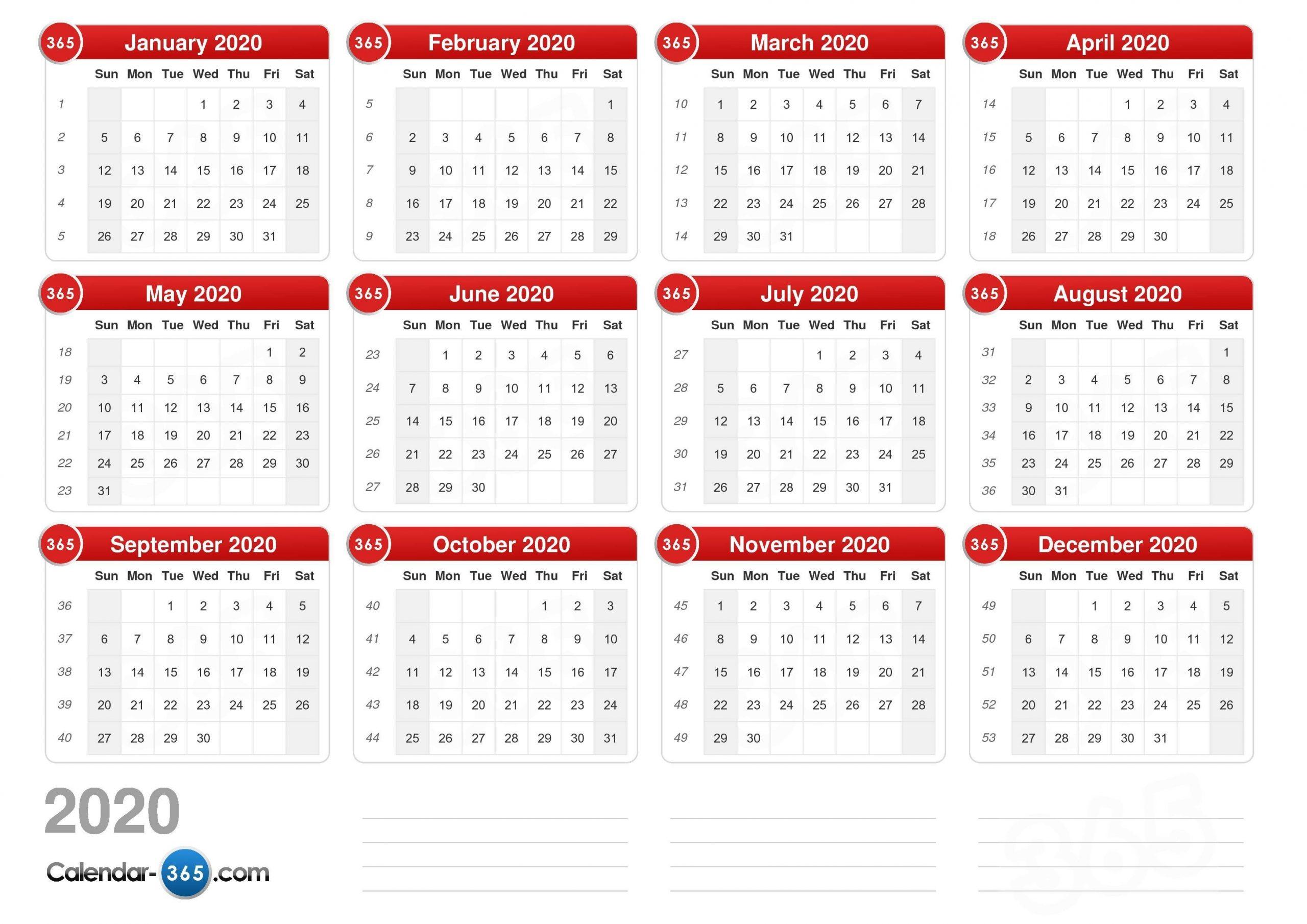 2020 Calendar-2021 Printable Calendar From October Thru December