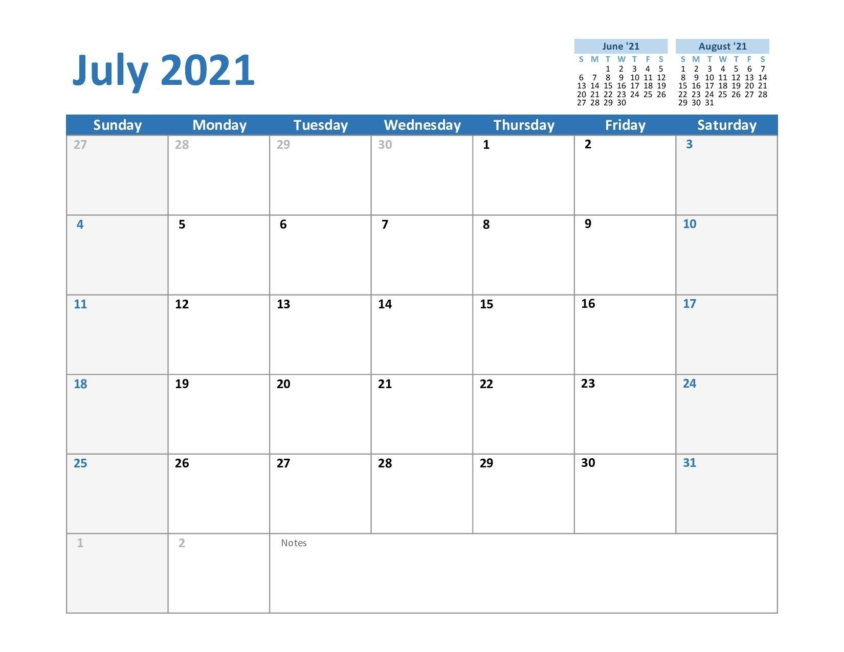 2021 Calendar Fillable July Di 2020-Free Fillable Calendars 2021