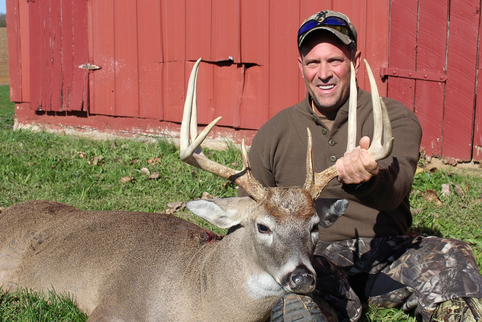 4 Day Kentucky Rut Rifle Hunt With Premier Outfitters | Fullyguided-Whitetail Rut In Wisconsin