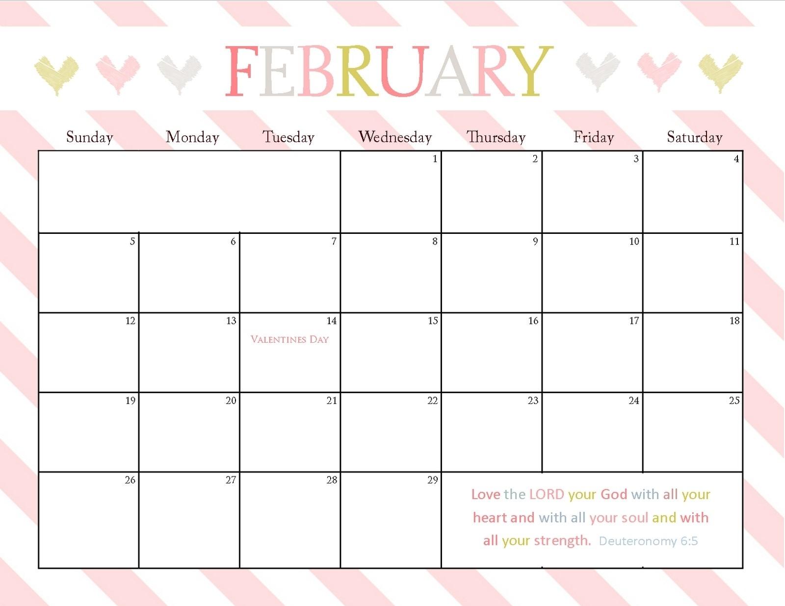 8.5 X 11 Calendar Template | Calendar Template Printable Monthly Yearly-8.5 X 11 Calendar Print