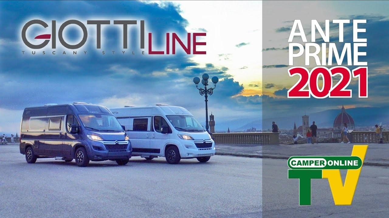 Anteprime E Novità 2021: Giottivan, Il Furgonato Secondo Giottiline - Youtube-Illinois Rut Report 2021
