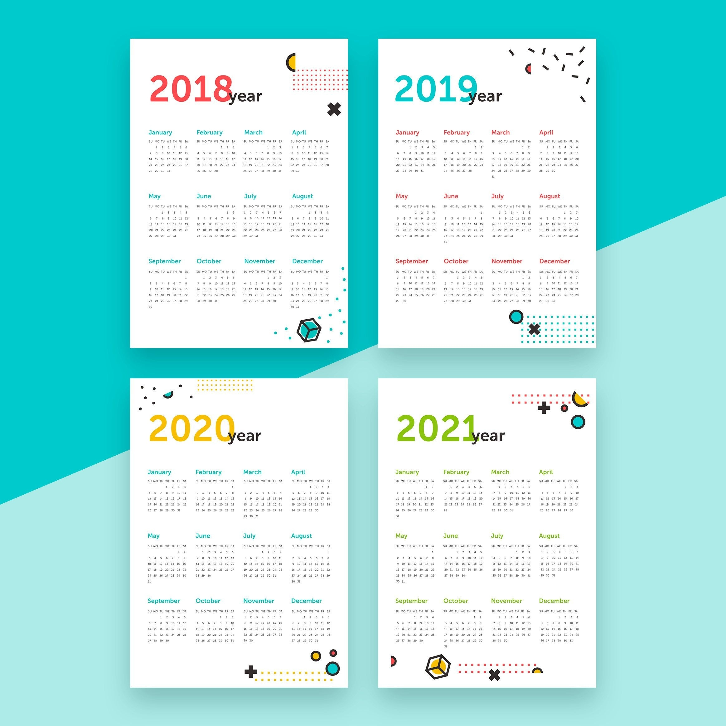 Catch 2020-2021 Parenting Time Calendars   Calendar Printables Free Blank-2021 Yearly Calendar With Boxes