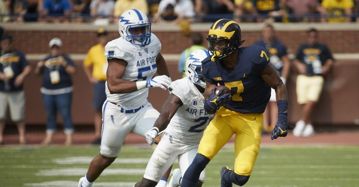 Depth Chart Prediction For Michigan Football's Wide Receivers In 2018 - Maize N Brew-Up Michigan 2021 Rut Predictions