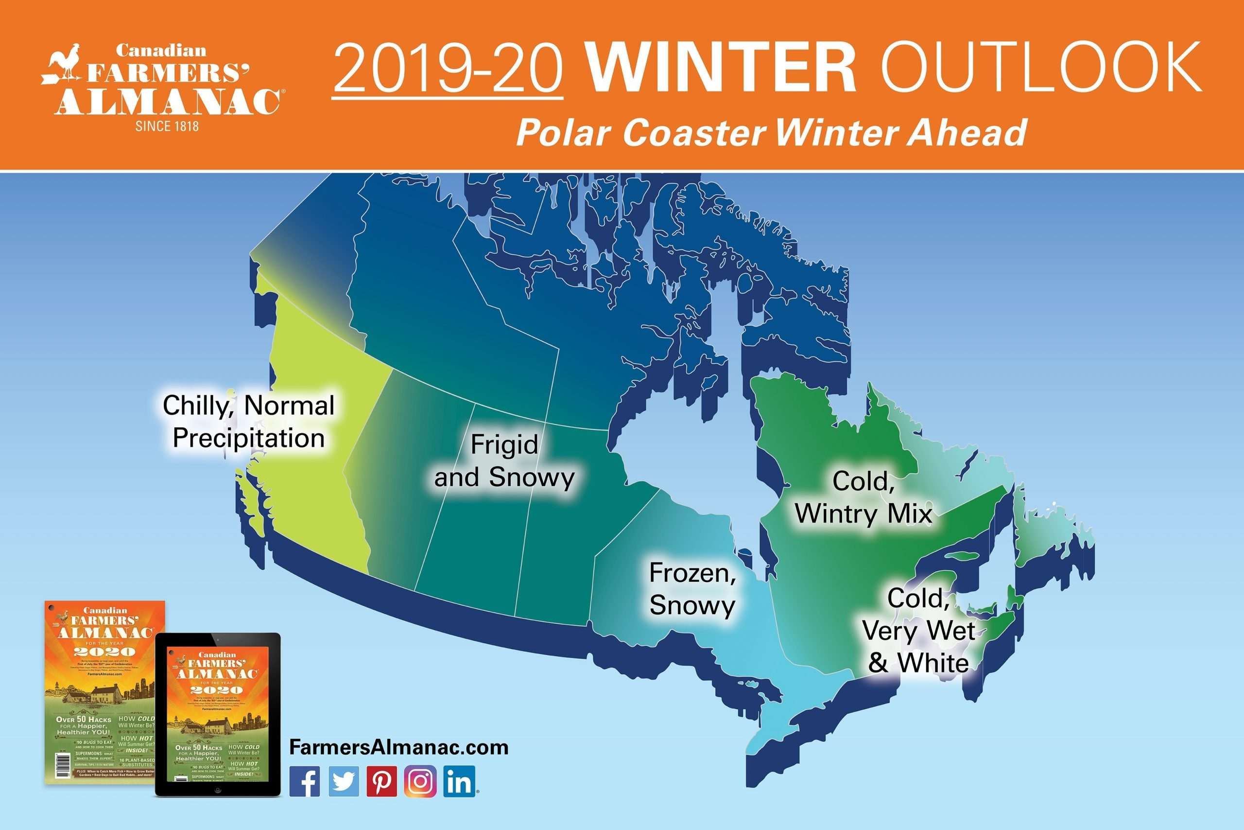 Farmers Almanac March 2020 Weather - Farmer Foto Collections-Northeast Rut Preditctions For 2021
