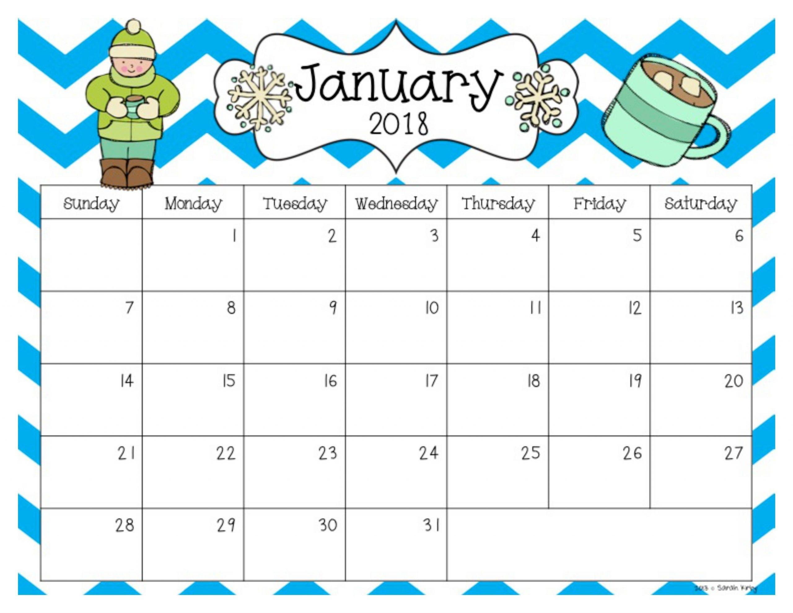Free 2018 And 2019 Calendar | School Calendar, Preschool Calendar, Classroom Calendar-Blank I 9 Form 2021