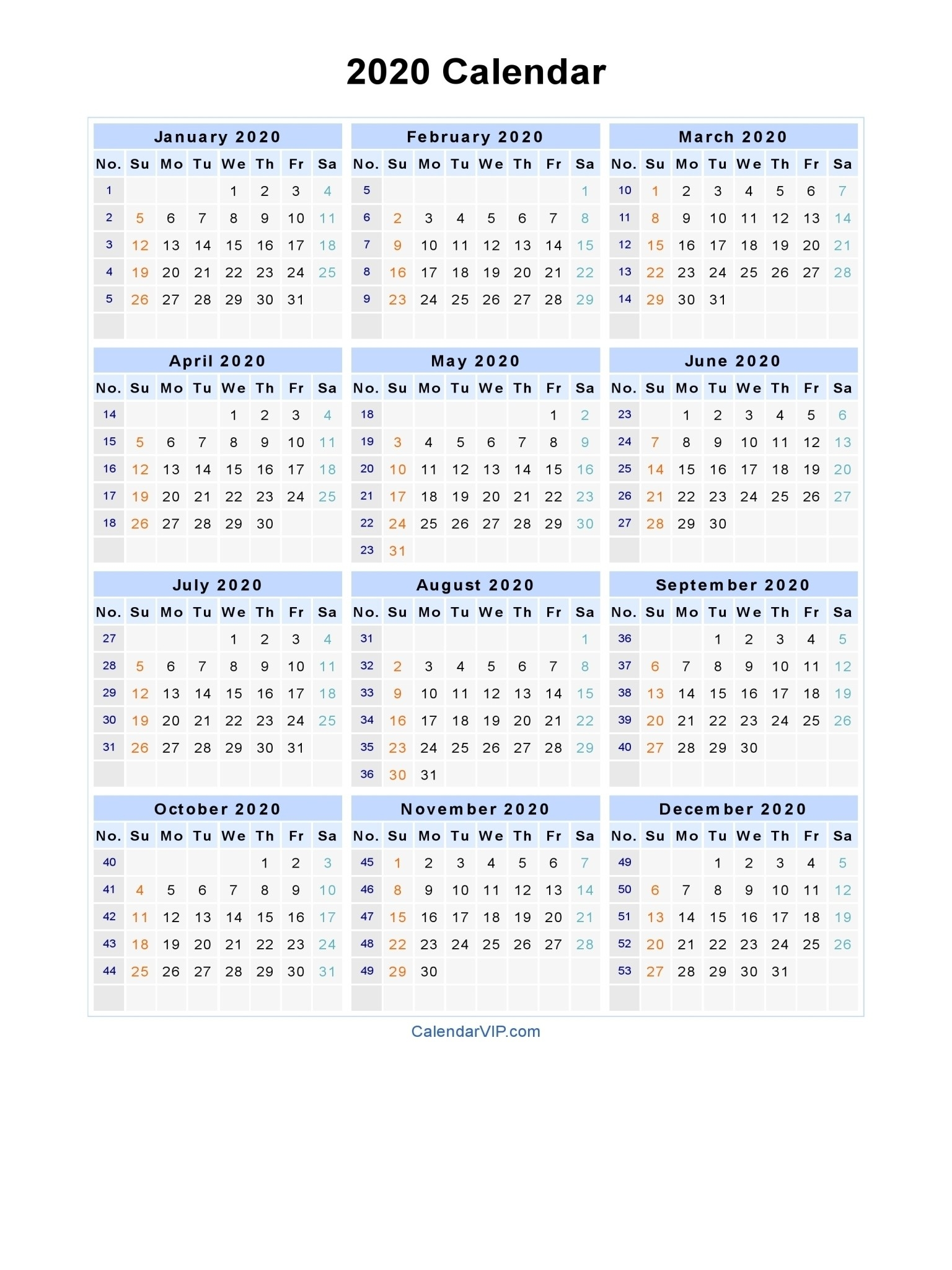 Free Printable Calendar Ireland 2020 | Month Calendar Printable-Free Fill In Calendars 2021