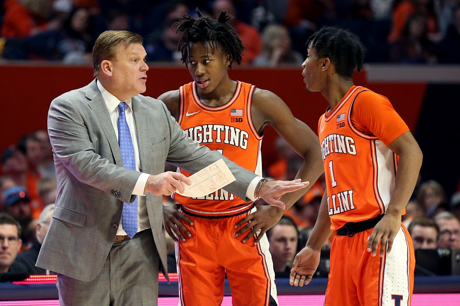 Illinois Basketball: 2019-20 Season Review And 2020-2021 Early Preview-Illinois Rut Report 2021
