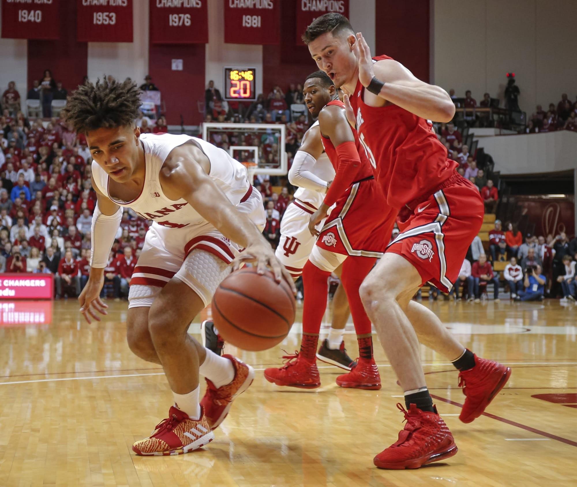 Indiana Basketball Vs Ohio State: Know Your Opponent, Preview, And Prediction-Indiana Rut Predictions 2021