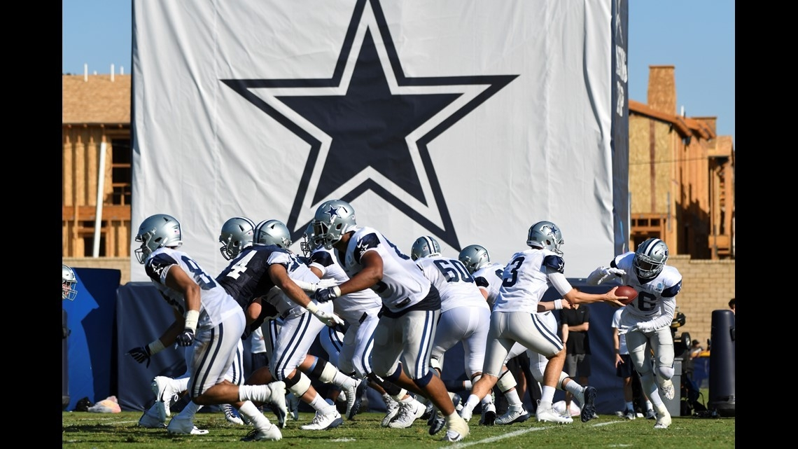 Is The Run Game The Secret To Fixing The Cowboys' Red Zone Woes? | Wzzm13-Up Michigan 2021 Rut Predictions