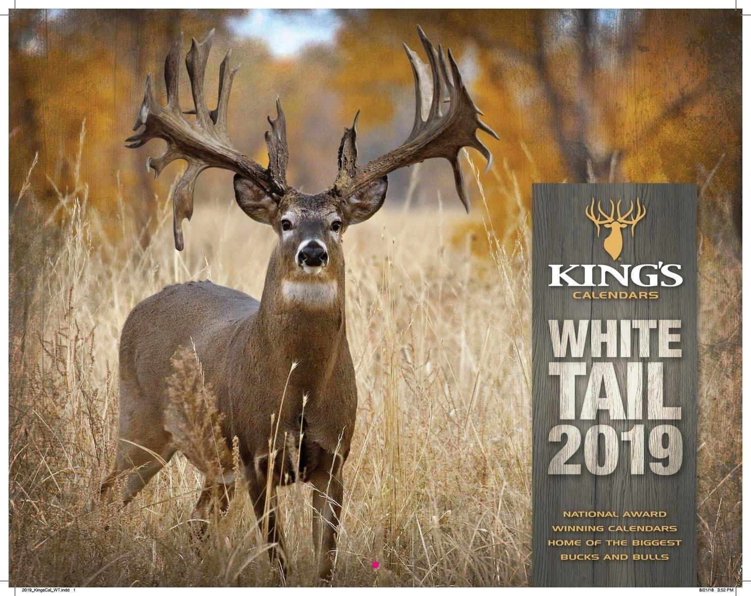 Legendary Whitetails Calendar 2020 – Template Calendar Design-2021 Nys White Tail Rut