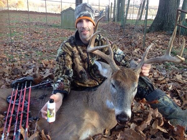 Maryland Huntography 2013 Dirtnap #8: Finally A Big Rut Buck Down!-Southern Maryland Whitetail Deer Rut