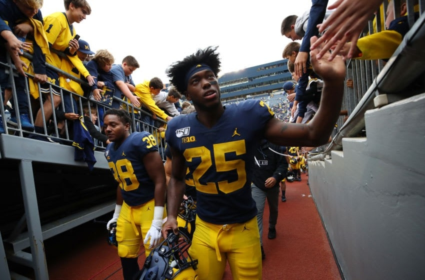 Michigan Football: Wolverines In Position To Add Elite Rb In 2021-Rut Season 2021 In Michi