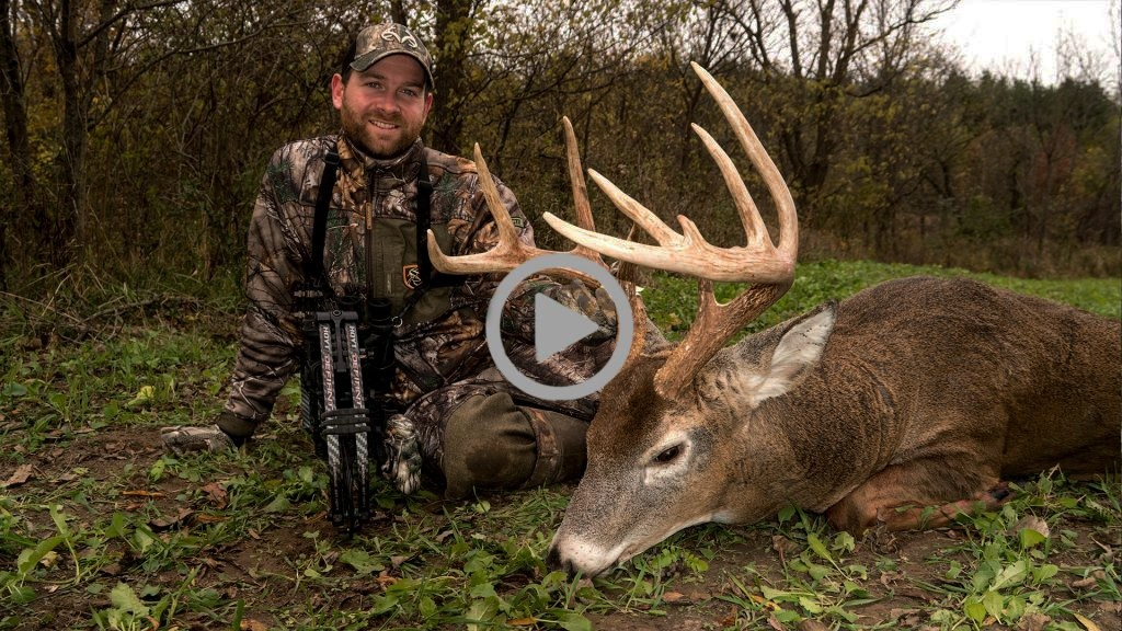 Midwest Whitetail | Deer Hunting Videos-Whitetail Deer Rut In Indiana