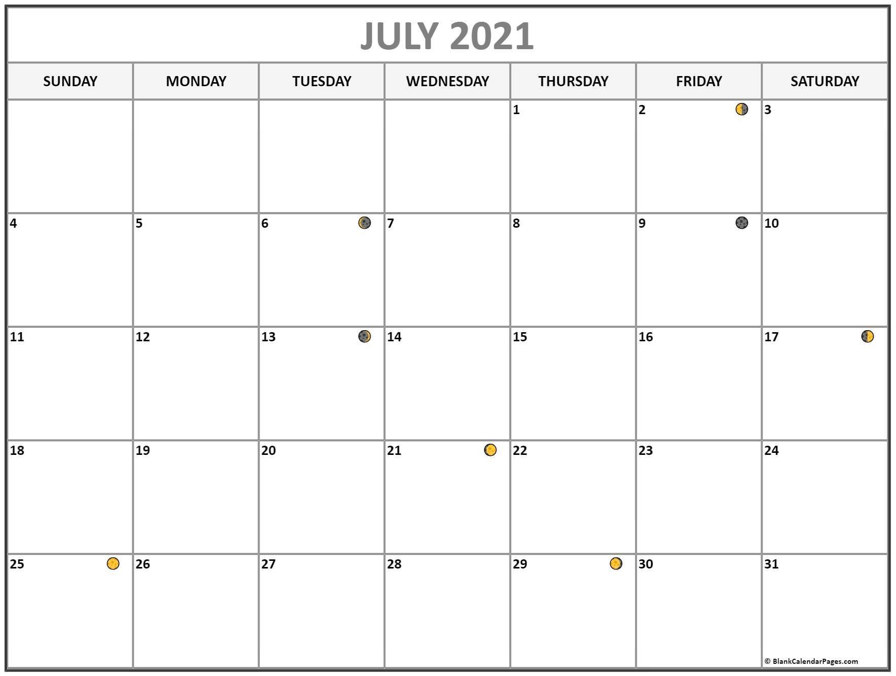 Moon Phase Deer Hunting Chart 2021   Printable Calendar 2020-2021-2021 Deer Rut Calendar