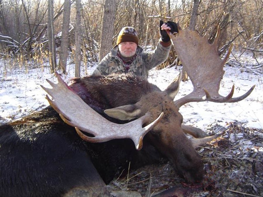 Moose Hunts – North Star Outfitting-2021 Deer And Deer Hunting Rut Calendar For Michigan