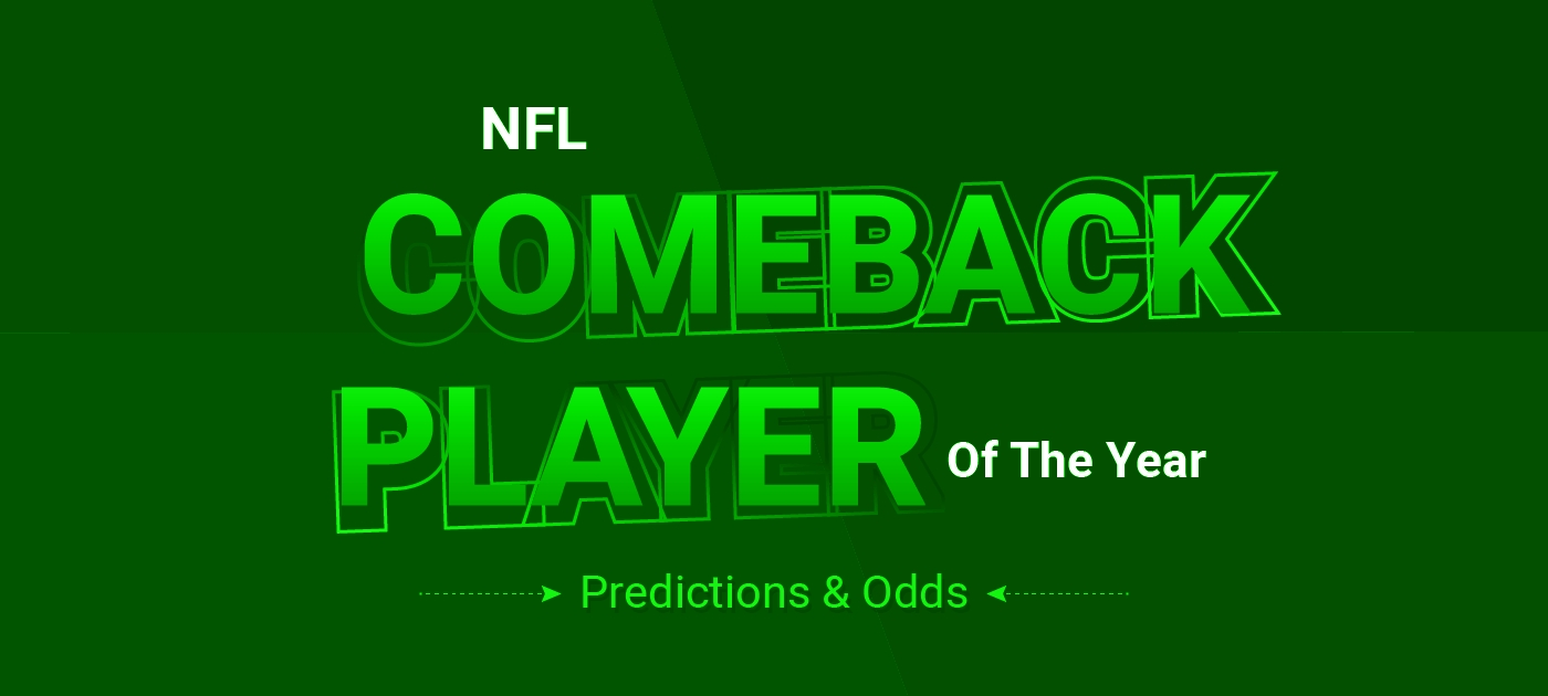 Nfl Comeback Player Of The Year 2020/2021 - Predictions & Betting Odds-2021 Rut Predictor In Pa