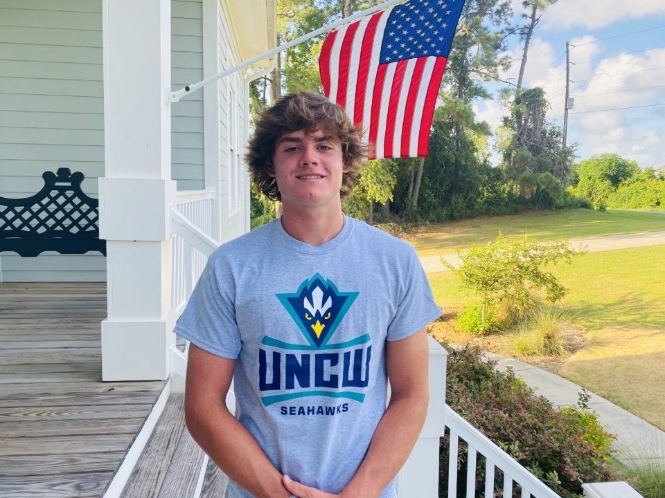 North Carolina 1A/2A Champ Will Barker Chooses Unc-Wilmington For 2021-Rutt In North Carolina 2021