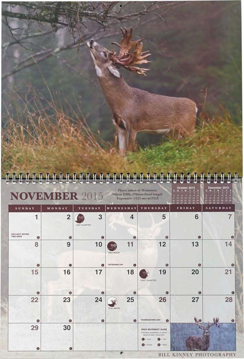 Pick Deer Rut Calendar | Calendar Printables Free Blank-Louisiana Deer Rut Times