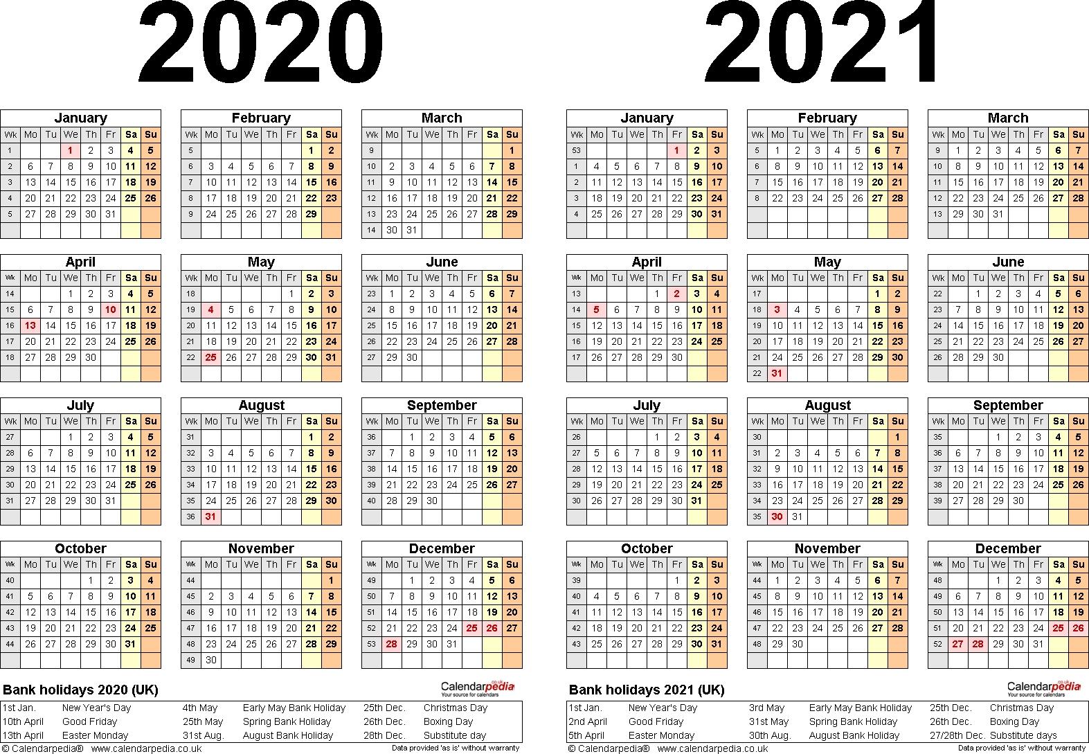 Pick Printable 2 Year Calendar 2020 2021 | Calendar Printables Free Blank-Midwest 2021 Whitetail Rut Predictions