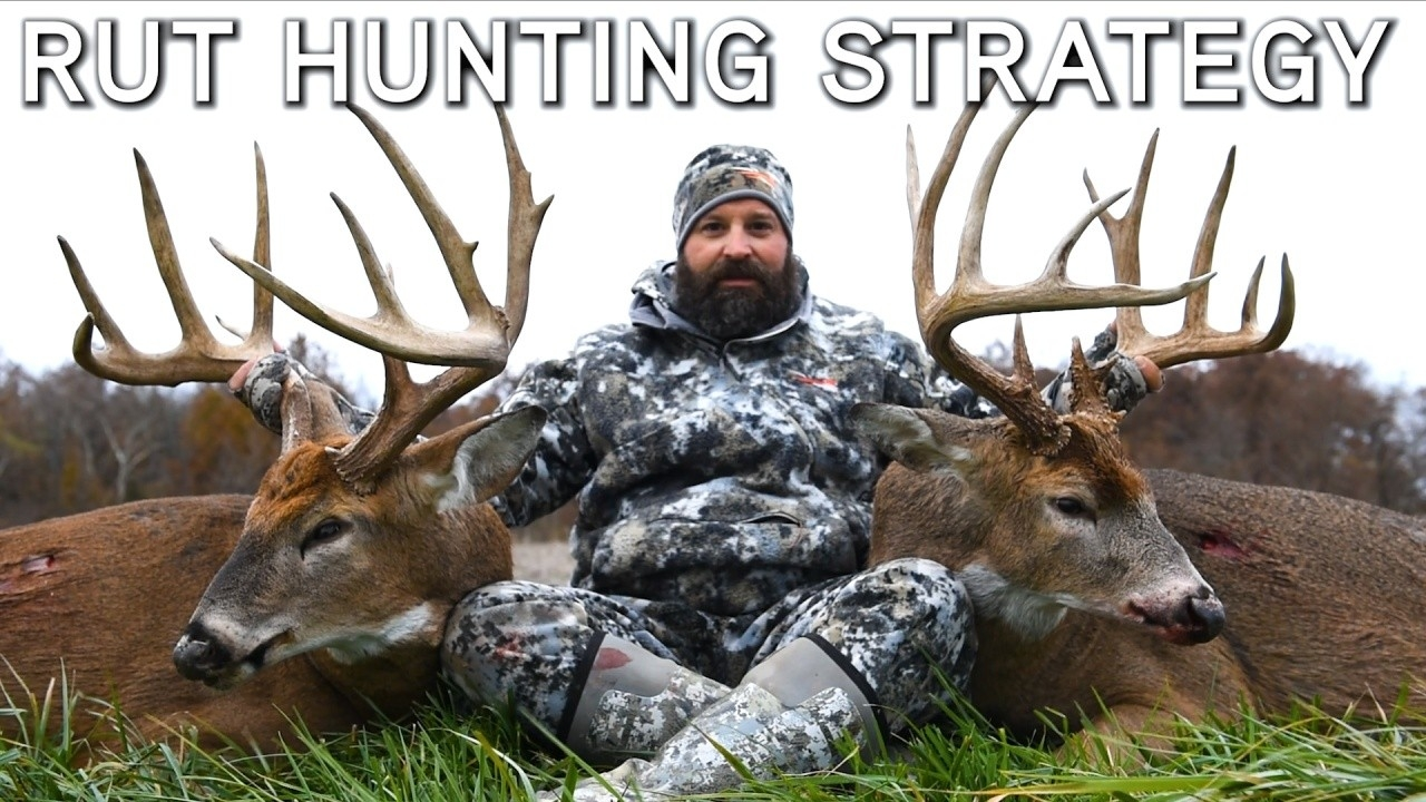 Rut Hunting Strategy | Stand Locations, Funnels, Food Plots, Fence Rows | Whitetail Properties-Whitetail Deer Rut In Indiana