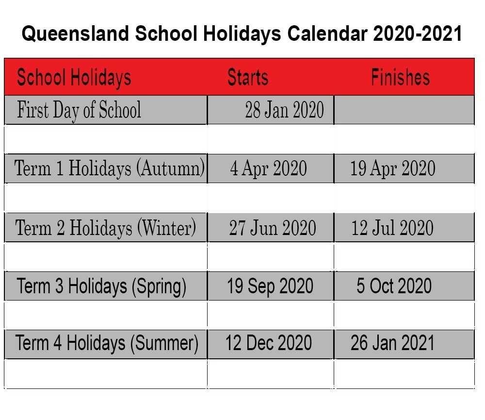 Take 2020 School Calendar Qld | Calendar Printables Free Blank-Hfd October 2021 Shift Calendar