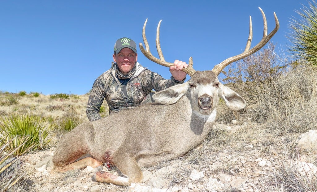 West Texas Mule Deer Hunt With Double Diamond Outfitters » Gothunts-Whitetail Rut In Texas 2021