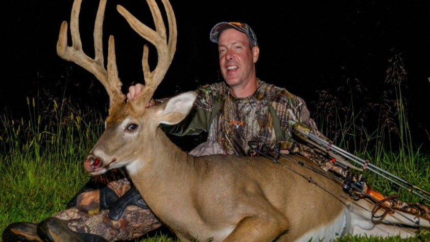 Western Kentucky Archery Whitetail Hunts With Premier Outfitter  Fullyguided-Rut Season In Ky