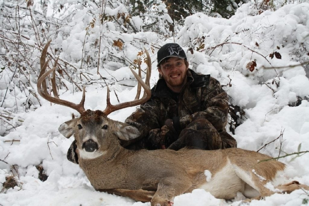 Whitetail Slam - Outdoors International-When Is The 2021 Deer Rut In Wi