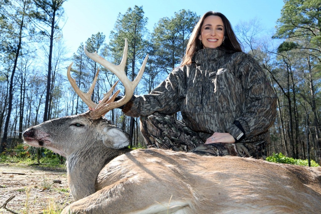 Writer, Mother, Wife  She'S Busy Indoors And Outdoors - Deer & Deer Hunting | Whitetail Deer-Rut Predictions For Alabama