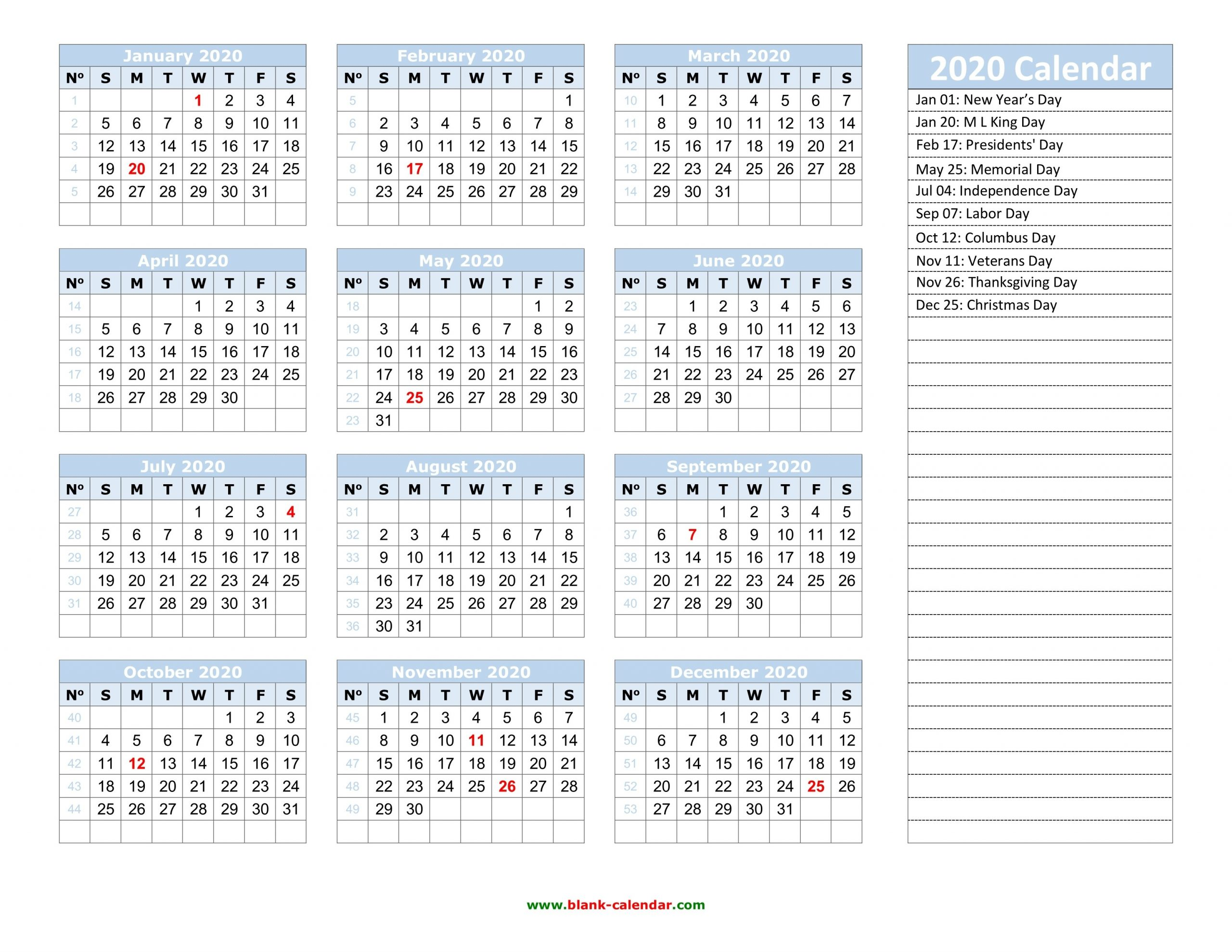 Yearly Calendar 2020 | Free Download And Print-Shift Calendar 2021 Free