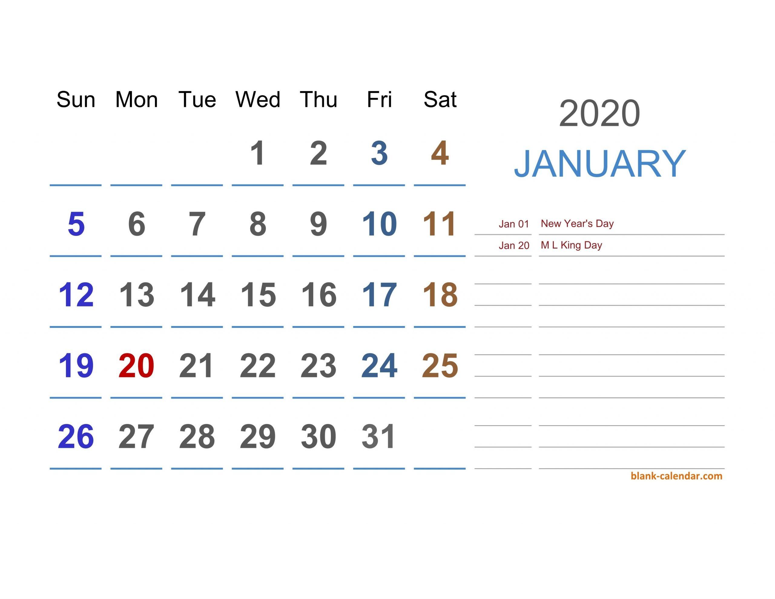 2020 Excel Calendar   Free Download Excel Calendar Templates-Download 2021 Philippine Blank Calendar In Excel