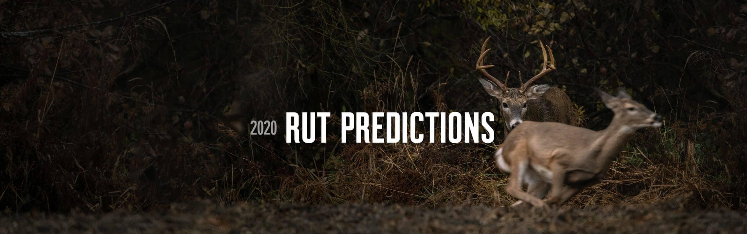 2020 Rut Predictions | Onx Maps-North Carolina Rut Predictions 2021