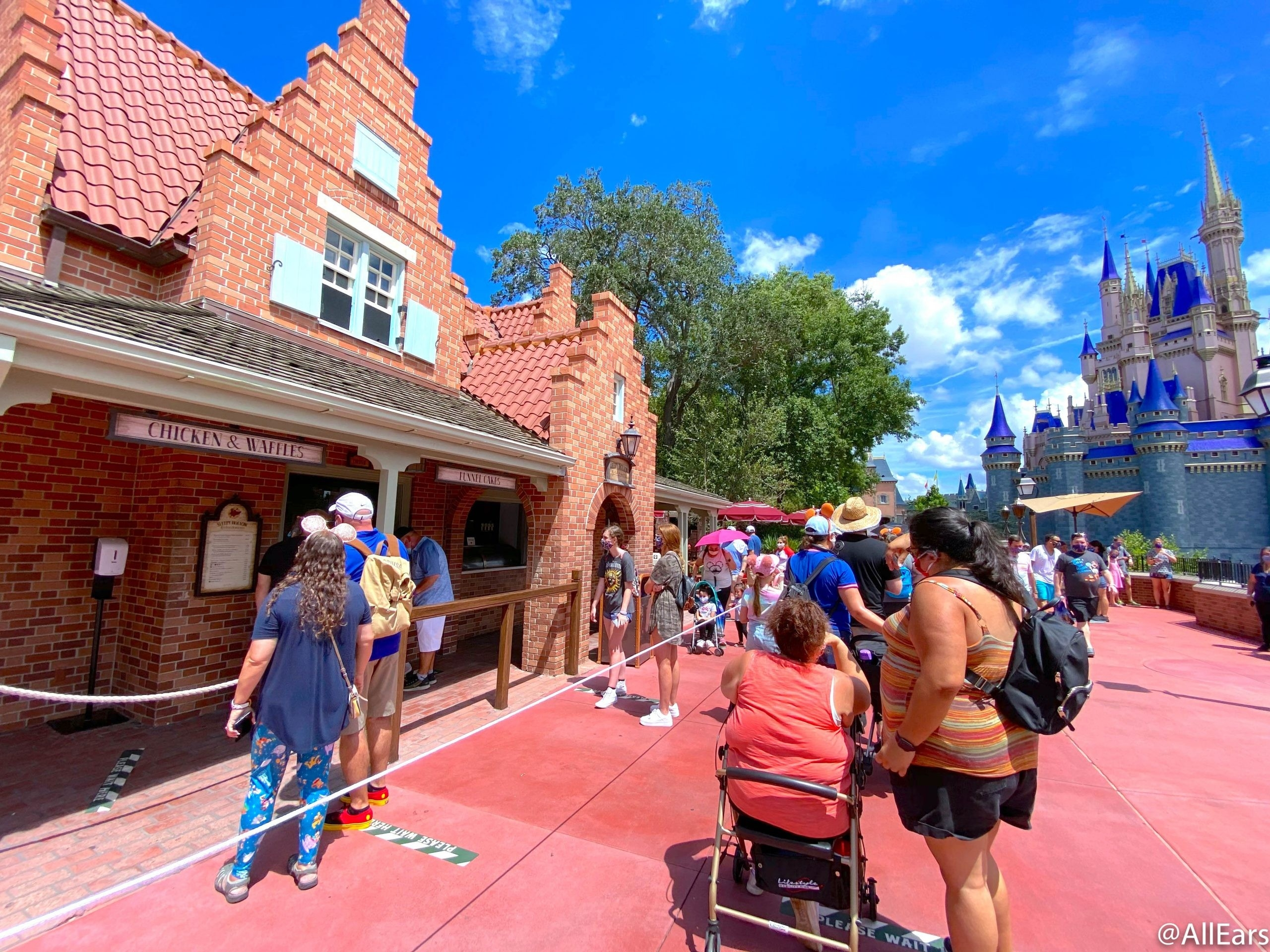 Crowd Update! Here'S What Disney World Looked Like On Labor-Labor Day 2021 Wdw Crowds