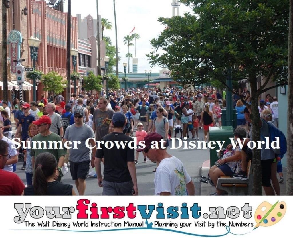 Disney World Crowds - Yourfirstvisit-Labor Day 2021 Wdw Crowds