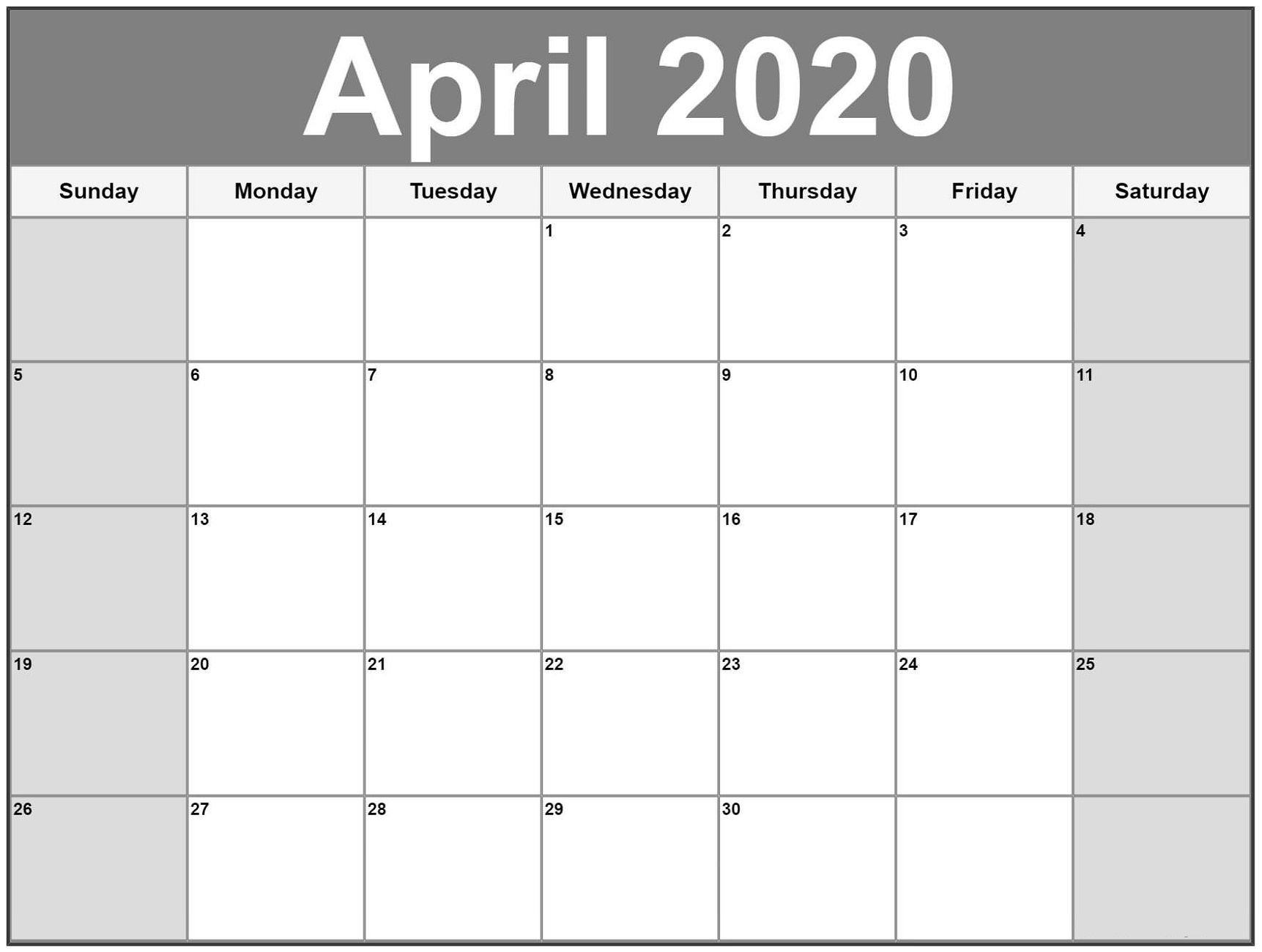 Exceptional Free Very Large Squares Blank Printable Calendar-Free Blank No Date Printable Calendar 2021